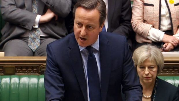 "British PM David Cameron has vowed to campaign for the ""no"" vote in the Brexit referendum."
