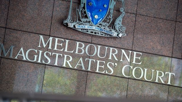 Davut Bulduk appeared at the Melbourne Magistrates Court on Friday.