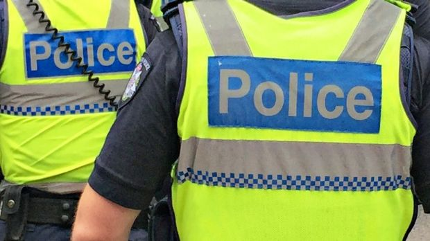 Police said a gang attacked a man at West End.