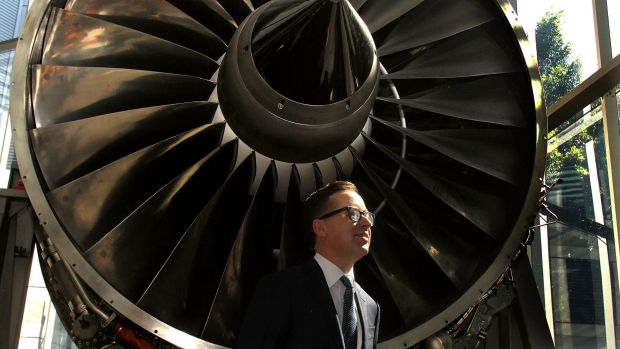 Qantas CEO Alan Joyce has managed to fine tune the airline's engines.