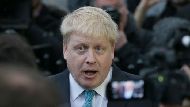 London mayor Boris Johnson said on Sunday he was joining a campaign to encourage Britain to leave the EU –  posing a ...