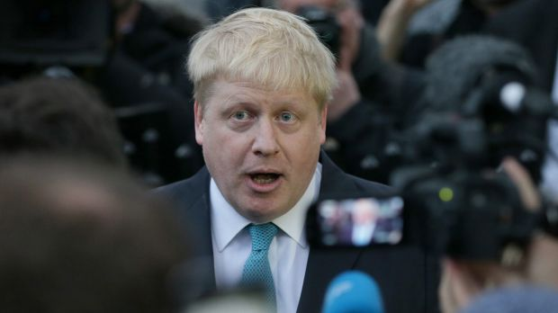 London mayor Boris Johnson's stance for Brexit has increased support for the UK to leave the EU. His book The Churchill ...