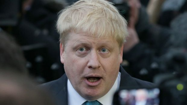 London mayor Boris Johnson's stance for Brexit has increased support for the Britain to leave the EU.