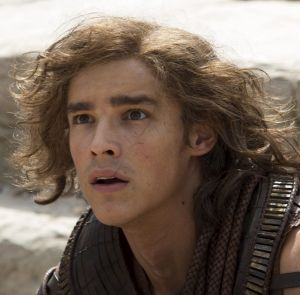 Brenton Thwaites plays a human thief in <i>Gods of Egypt</i>.
