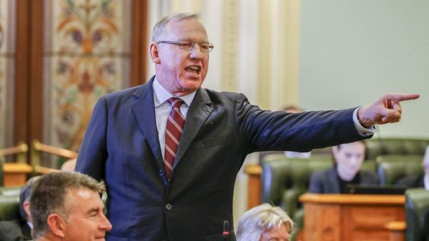 MP Jeff Seeney has decided not to run for the federal seat of Wide Bay.