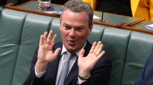 Christopher Pyne's so-called treachery consists of giving people what they want.