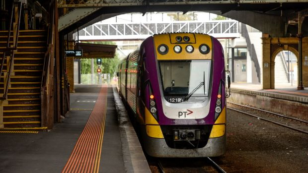 A temporary timetable is still operating on some V/Line services because of the wheel wear problem.