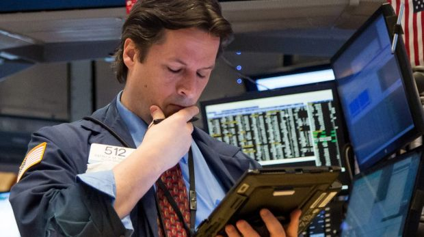 A fresh bout of selling swept through Wall Street overnight in the wake of a sharp slide in oil prices.