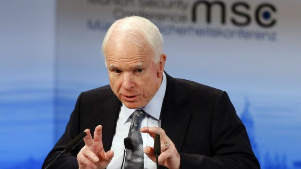 US Senator John McCain has begun to support Trump, even after Trump called him a loser for being a prisoner of war.