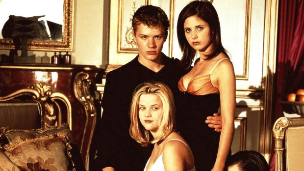 The cast of 1999's <i>Cruel Intentions</i>.