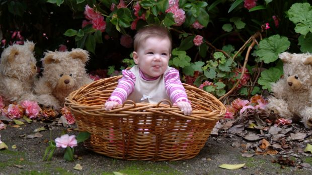 Charlotte Rose Keen died three days before what would have been her first birthday.