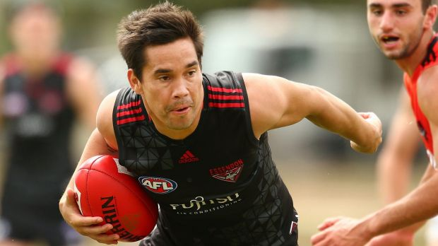 Ready: Mathew Stokes will play in the NAB Challenge this weekend.