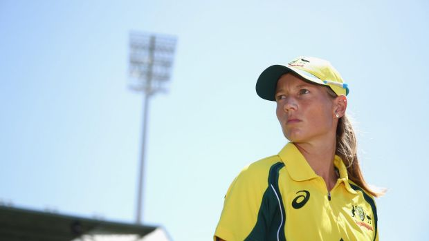 Leader: Meg Lanning is more than captain of her country