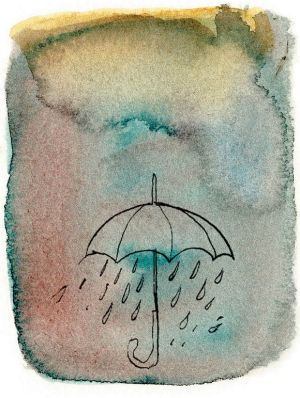 The winter blues are no laughing matter. Illustration: Robin Cowcher