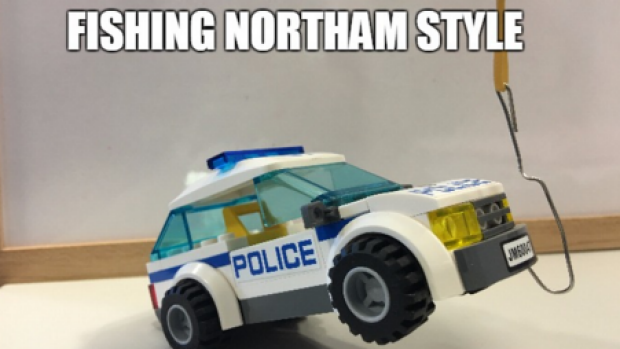 Northam police tweeted about the successful arrest.