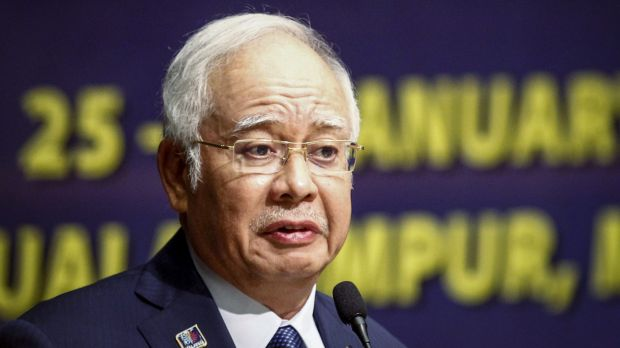 Malaysian Prime Minister Najib Razak has faced months of scandal and controversy.