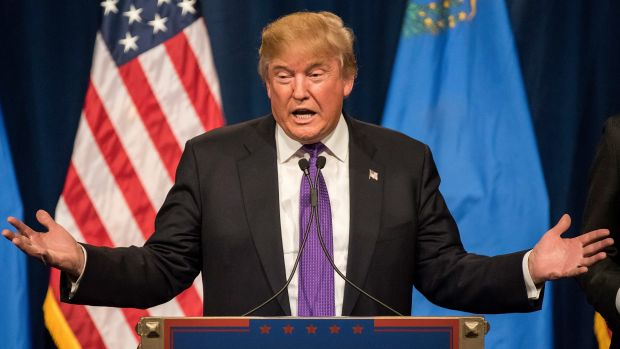 Donald Trump has maintained his leading position in the Republican race.