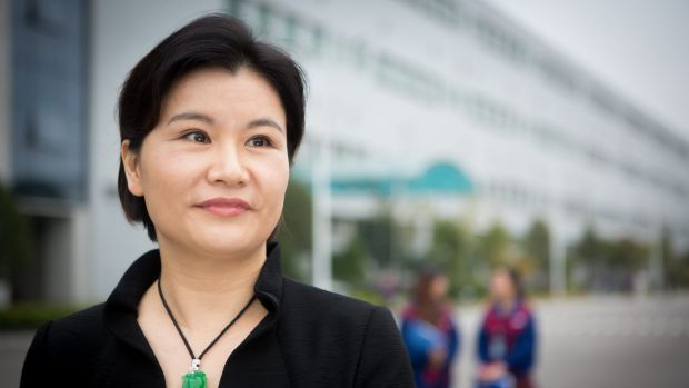 Lens Technology founder Zhou Qunfei is China's richest woman.