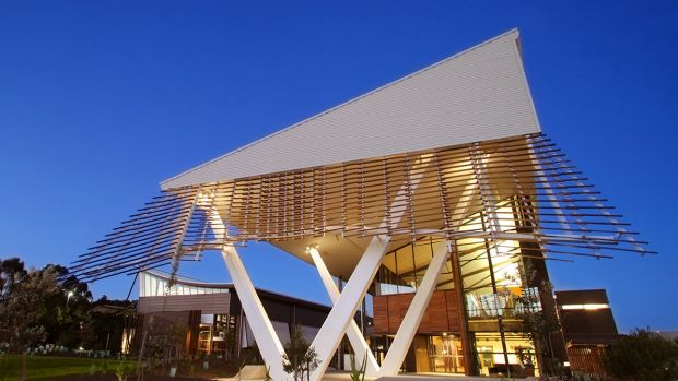 University of Wollongong's Sustainable Buildings Research Centre.