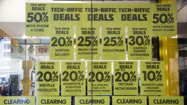 Dick Smith stores will close for good in about six weeks.