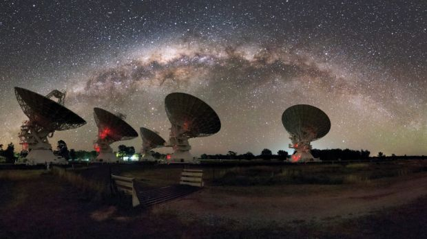 CSIRO's Australian Telescope Compact Array in Narrabri could stop operating, according to a leaked note.