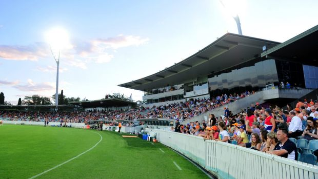 Preserving the popularity and heritage of Manuka Oval will be essential.