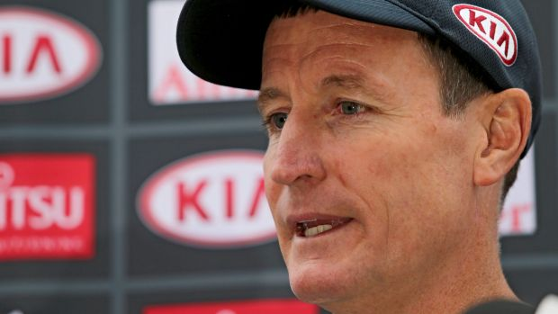 John Worsfold has spoken out against Dennis Cometti's comments.