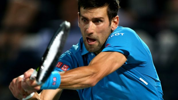 """(My match record) is the least of my thoughts in the moment"": Djokovic."