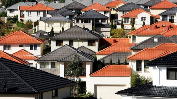 There has been a 49 per cent increase in the average floor area of a new Australian house since 1985.