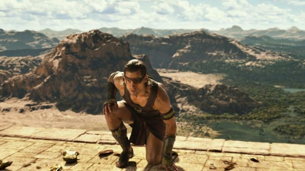 Nikolaj Coster-Waldau in Gods of Egypt.