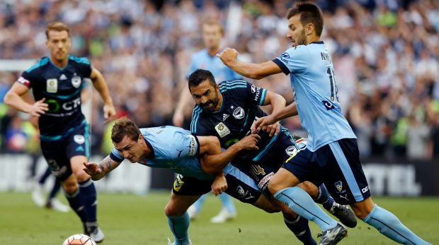 Is the Big Blue still such a big deal in the A-League?