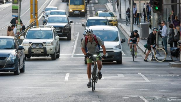 The plan involves filling in many of the gaps in the city's bike lane network.