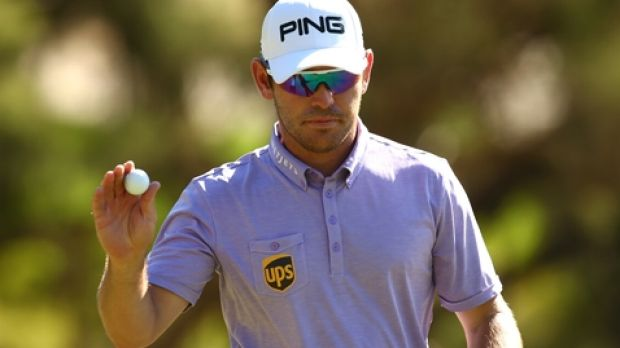 South African star Louis Oosthuizen looms ominously one shot off the lead headed into the weekend.