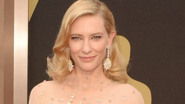 Cate Blanchett is nominated for Best Actress for <i>Carol</i>.