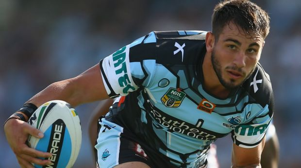 Back to fullback: Jack Bird won rookie of the year in 2015 for his exploits at five-eighth.