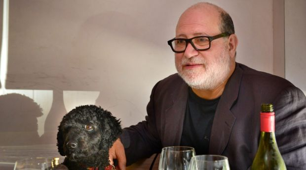 Ronnie Di Stasio, prominent restaurateur and arts patron.