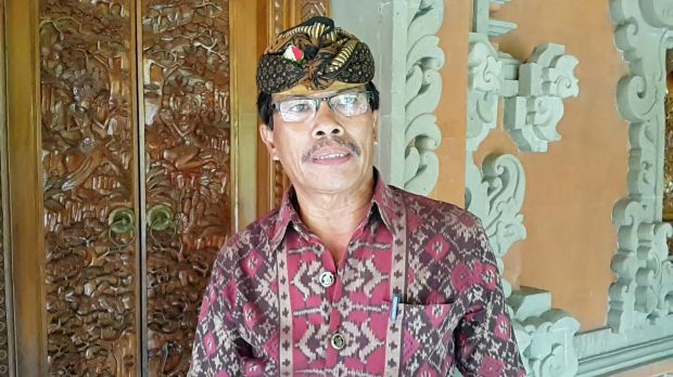 Village head Ida Bagus Suteja says communities were not consulted on the Benoa Bay development proposal.