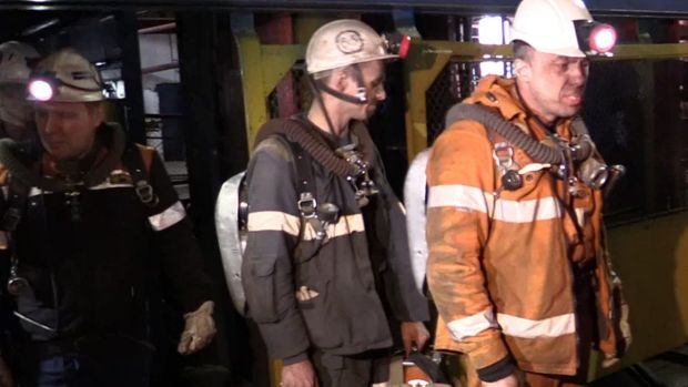 The Russian emergency services say the dead include six rescue workers.