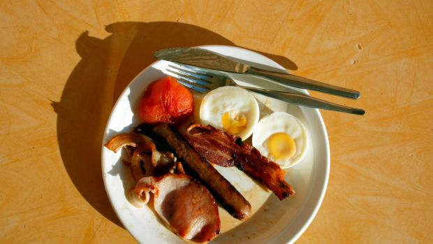 High-fat diets don't necessarily mean you'll have high cholesterol.
