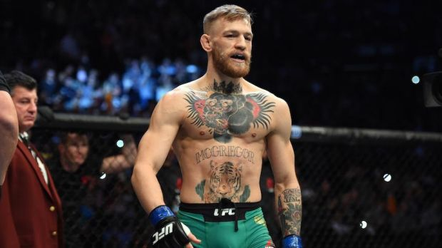 Ready: Conor McGregor is already looking to his next bout after UFC 196