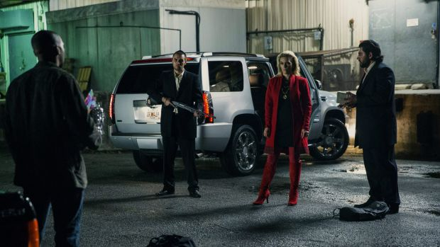 The relationships of <i>Triple 9's</i> characters are bound by blood, mostly that of others.