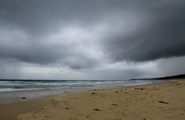 Fiona Spence - After the storm. This picture was taken while my family and I were on summer holidays at the NSW South ...