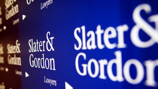 Slater & Gordon's has suffered a backlash from shareholders over its pay packages.