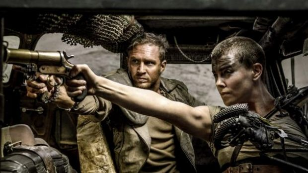 Tom Hardy and Charlize Theron did not get along on the set of Mad Max: Fury Road, according to co-star.