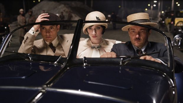 A role in <i>The Great Gatsby</i> was a leap from one world into another.
