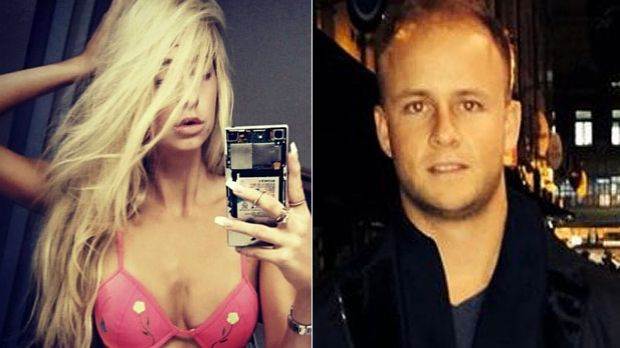 Sam Barnett faced charges after a fight with his girlfriend Melissa Garbin got heated.