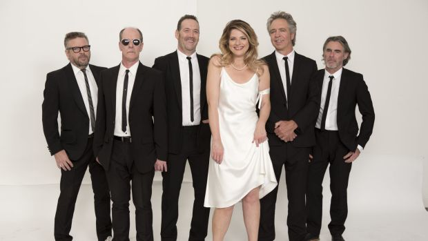 Megan Washington is one of the guests at RocKwiz Live.