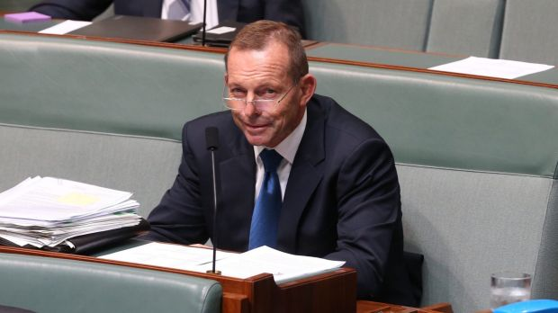 Former prime minister Tony Abbott's actions could fracture the Coalition and open the door for Labor to return to power.