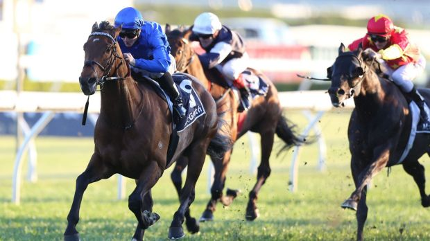 Group 1 winner Magic Hurricane has been nominated for the $200,000 Canberra Cup.