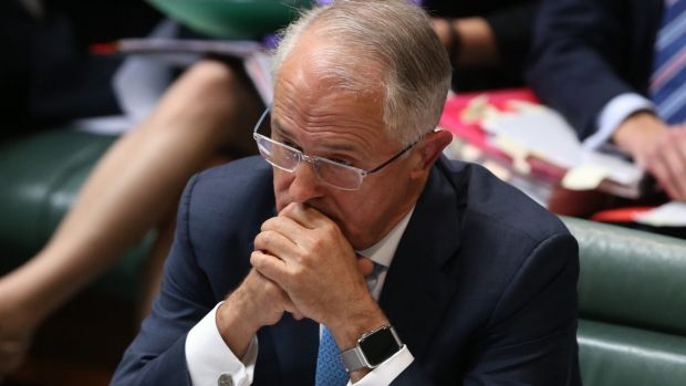 Malcolm Turnbull says Australia has a big stake in the success of China's economic transition because it will generate ...